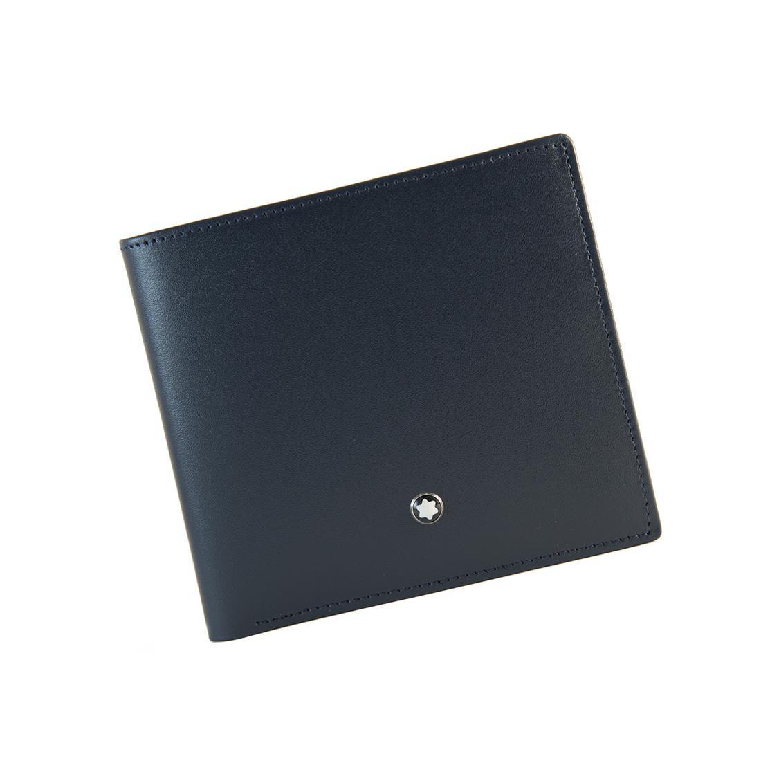 MONTBLANC Portafoglio montblanc multiscomparto con portamonete
